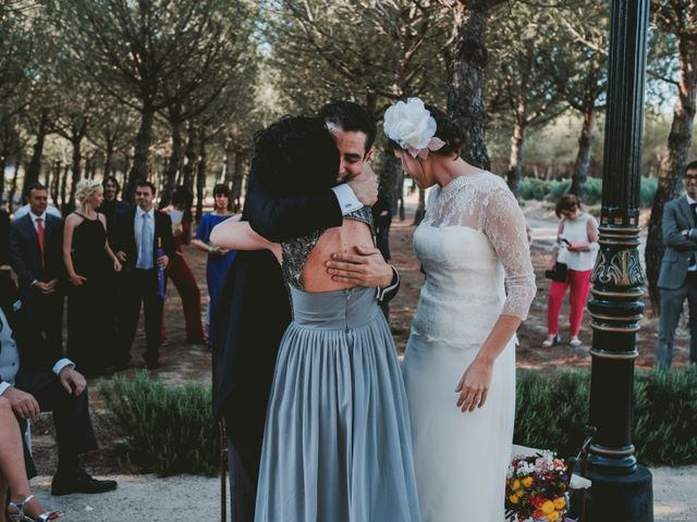 La boda de Vicente y Caridad en Valdetorres De Jarama, Madrid 87