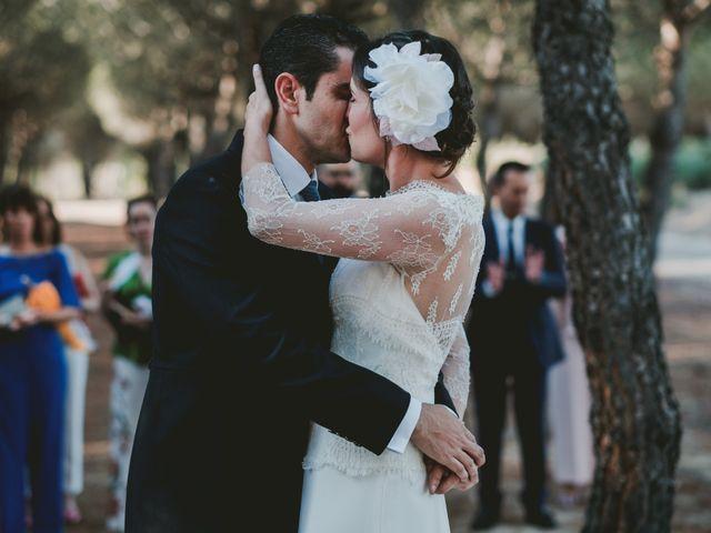 La boda de Vicente y Caridad en Valdetorres De Jarama, Madrid 88
