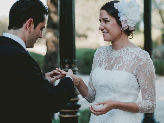 La boda de Vicente y Caridad en Valdetorres De Jarama, Madrid 90
