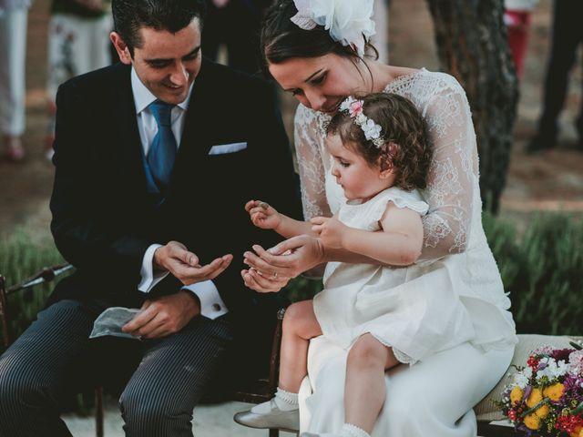 La boda de Vicente y Caridad en Valdetorres De Jarama, Madrid 91