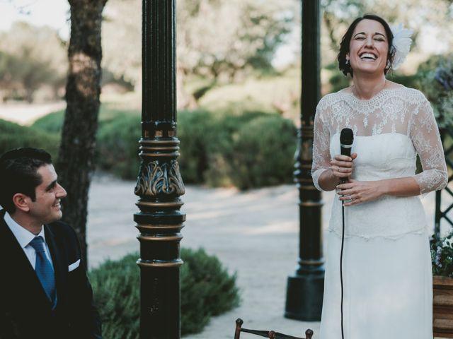 La boda de Vicente y Caridad en Valdetorres De Jarama, Madrid 92