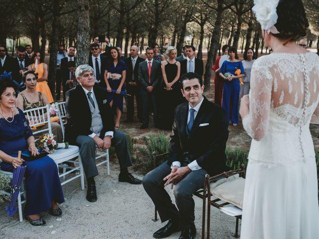 La boda de Vicente y Caridad en Valdetorres De Jarama, Madrid 93