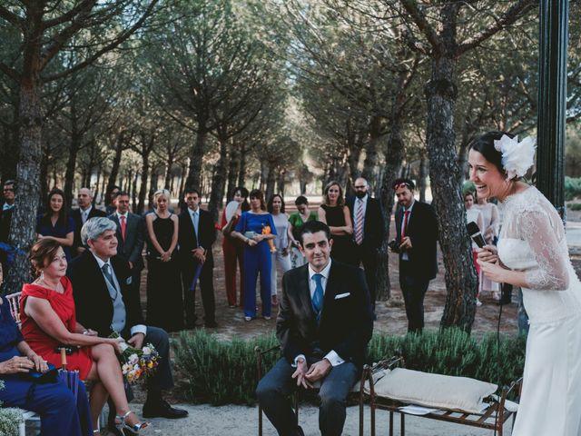 La boda de Vicente y Caridad en Valdetorres De Jarama, Madrid 95
