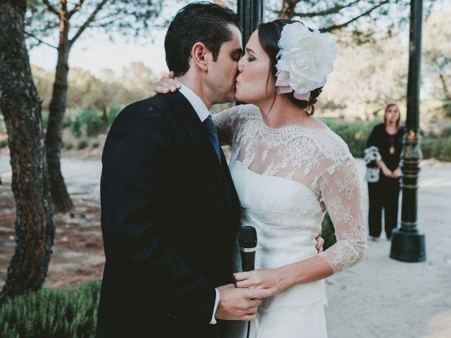 La boda de Vicente y Caridad en Valdetorres De Jarama, Madrid 96
