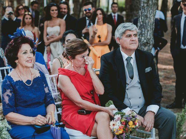 La boda de Vicente y Caridad en Valdetorres De Jarama, Madrid 98