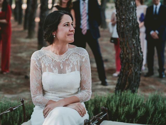 La boda de Vicente y Caridad en Valdetorres De Jarama, Madrid 100