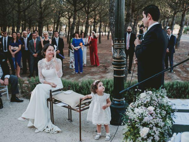La boda de Vicente y Caridad en Valdetorres De Jarama, Madrid 101