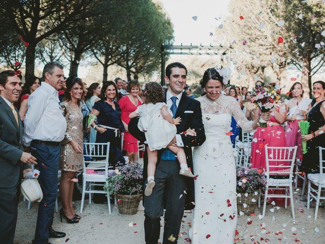La boda de Vicente y Caridad en Valdetorres De Jarama, Madrid 104