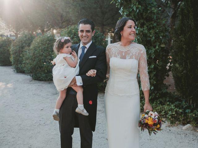 La boda de Vicente y Caridad en Valdetorres De Jarama, Madrid 105