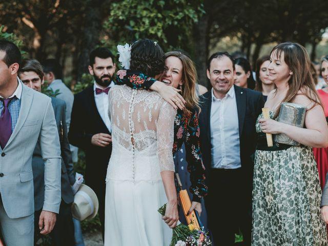La boda de Vicente y Caridad en Valdetorres De Jarama, Madrid 106