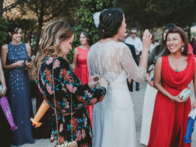 La boda de Vicente y Caridad en Valdetorres De Jarama, Madrid 107
