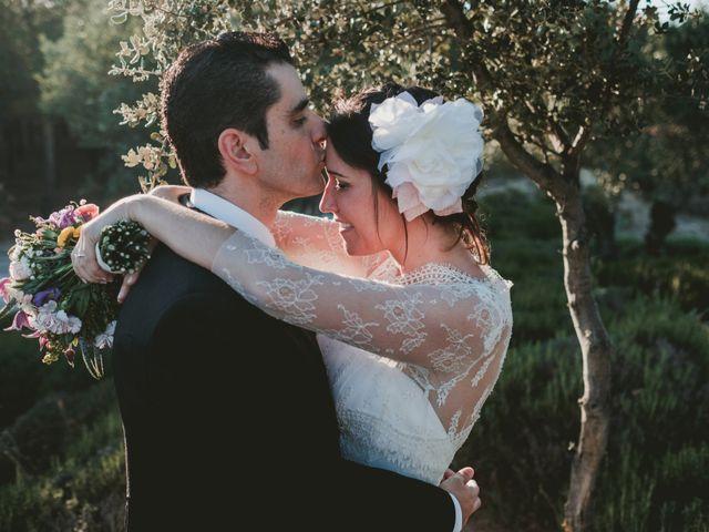 La boda de Vicente y Caridad en Valdetorres De Jarama, Madrid 113