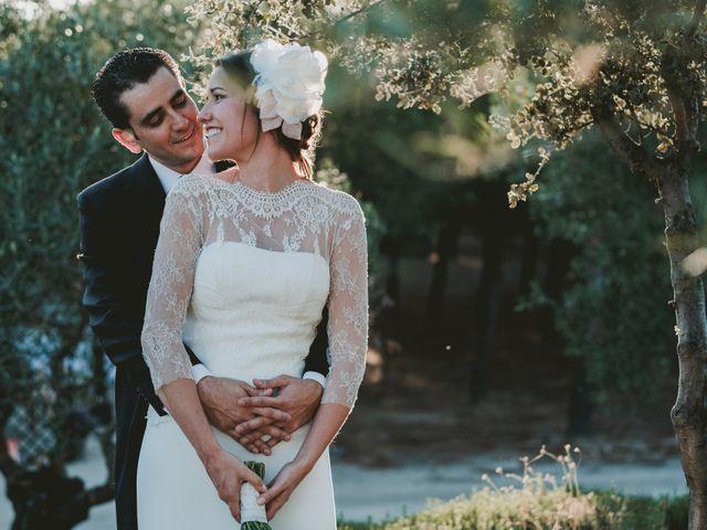 La boda de Vicente y Caridad en Valdetorres De Jarama, Madrid 116