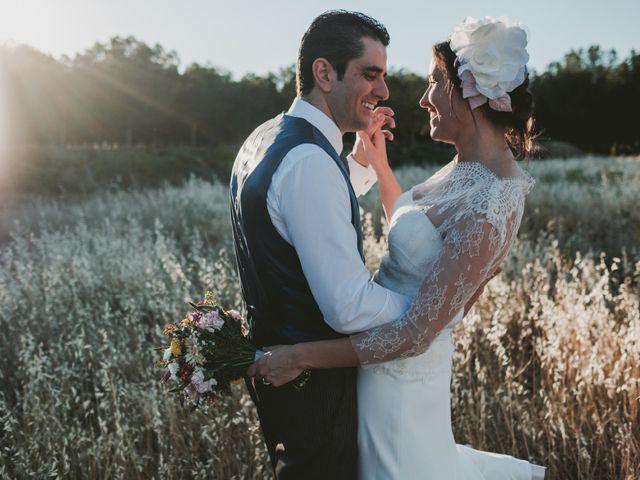 La boda de Vicente y Caridad en Valdetorres De Jarama, Madrid 122