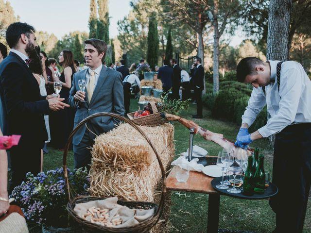 La boda de Vicente y Caridad en Valdetorres De Jarama, Madrid 123