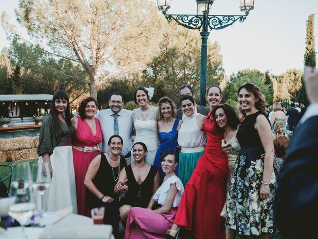 La boda de Vicente y Caridad en Valdetorres De Jarama, Madrid 126