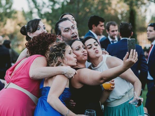 La boda de Vicente y Caridad en Valdetorres De Jarama, Madrid 129
