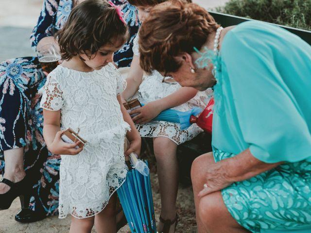 La boda de Vicente y Caridad en Valdetorres De Jarama, Madrid 130