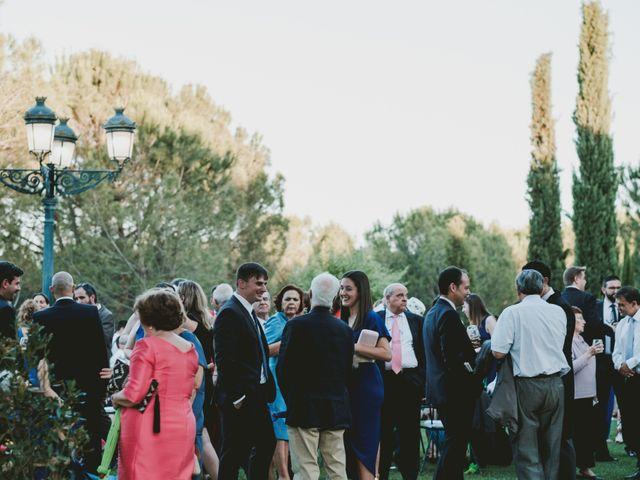 La boda de Vicente y Caridad en Valdetorres De Jarama, Madrid 131