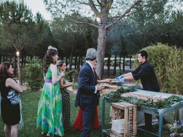 La boda de Vicente y Caridad en Valdetorres De Jarama, Madrid 132