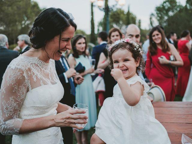 La boda de Vicente y Caridad en Valdetorres De Jarama, Madrid 134