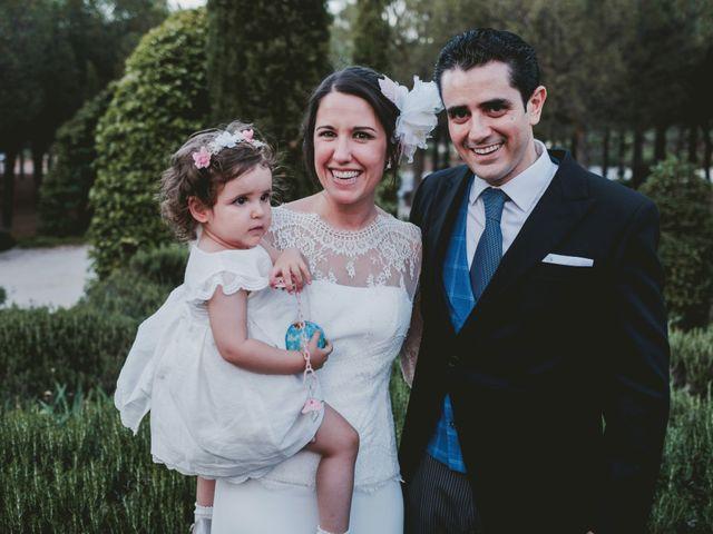La boda de Vicente y Caridad en Valdetorres De Jarama, Madrid 135