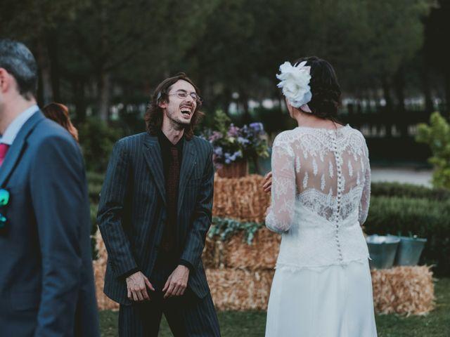 La boda de Vicente y Caridad en Valdetorres De Jarama, Madrid 137