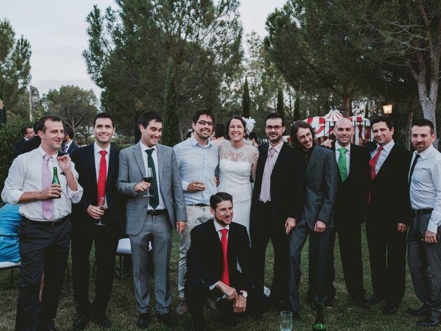La boda de Vicente y Caridad en Valdetorres De Jarama, Madrid 139