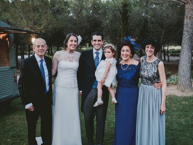 La boda de Vicente y Caridad en Valdetorres De Jarama, Madrid 141