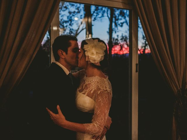 La boda de Vicente y Caridad en Valdetorres De Jarama, Madrid 143