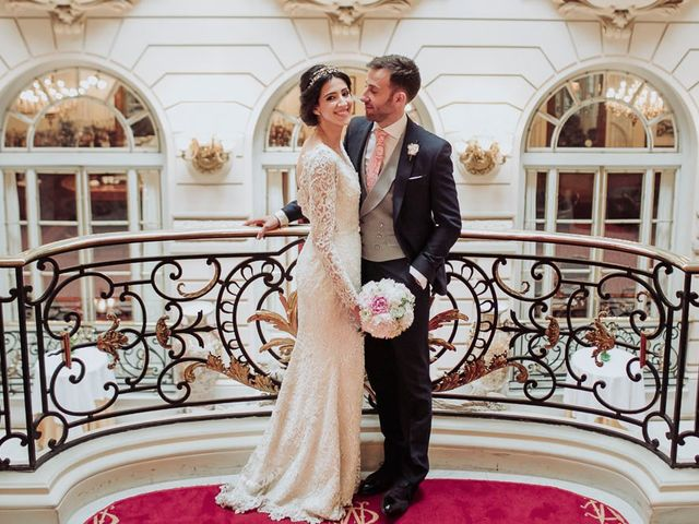 La boda de Asmae y Alejandro