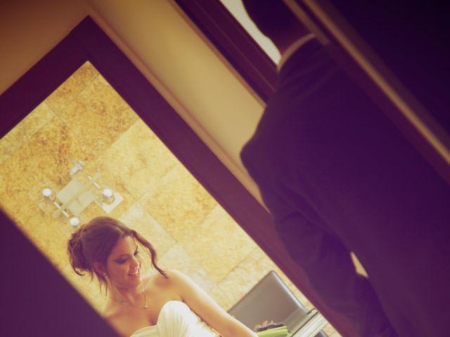 La boda de Angel y Cristina en Vallirana, Barcelona 12