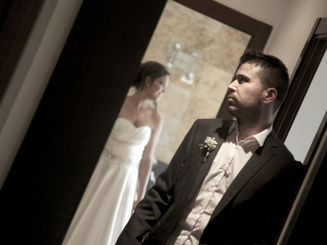 La boda de Angel y Cristina en Vallirana, Barcelona 13