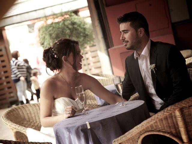 La boda de Angel y Cristina en Vallirana, Barcelona 14