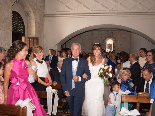 La boda de Fran y Virginia en Valladolid, Valladolid 22