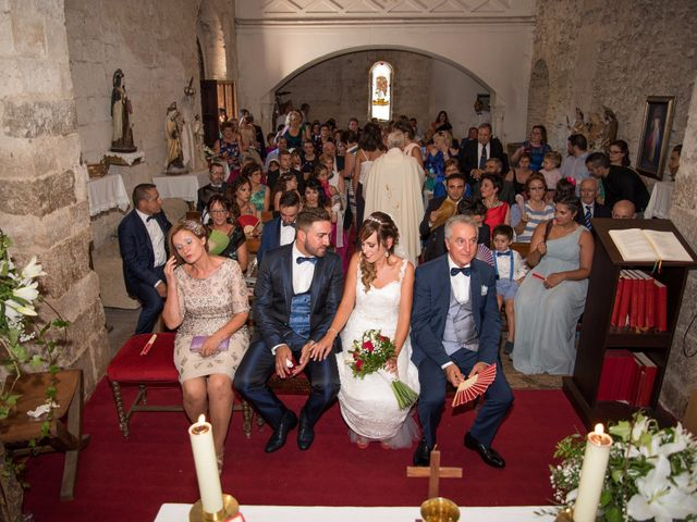 La boda de Fran y Virginia en Valladolid, Valladolid 29