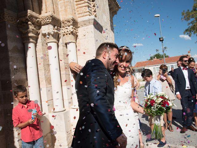 La boda de Fran y Virginia en Valladolid, Valladolid 32