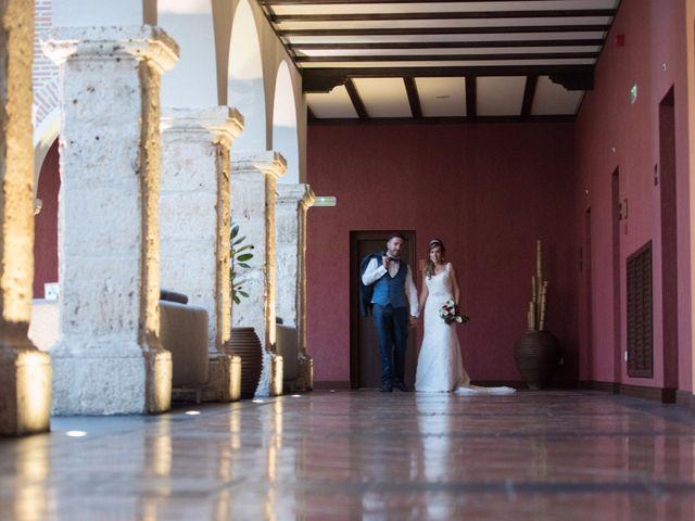La boda de Fran y Virginia en Valladolid, Valladolid 43