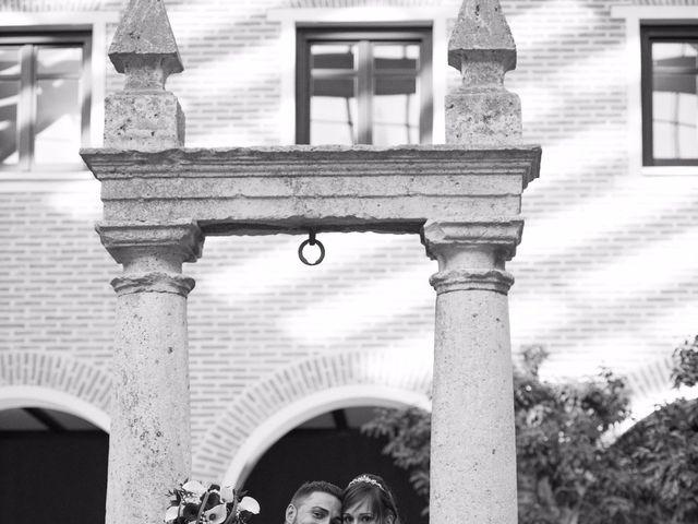 La boda de Fran y Virginia en Valladolid, Valladolid 45