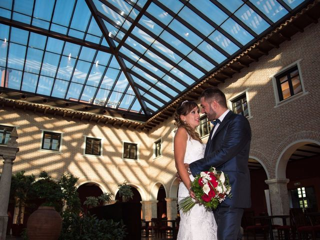 La boda de Fran y Virginia en Valladolid, Valladolid 2