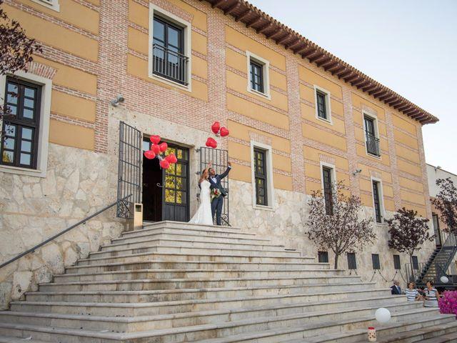 La boda de Fran y Virginia en Valladolid, Valladolid 47
