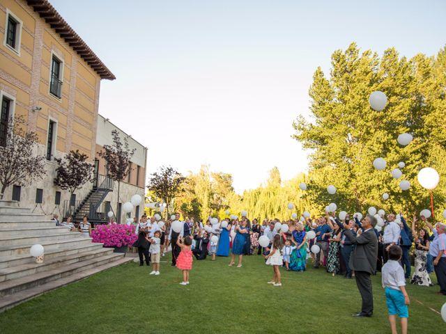 La boda de Fran y Virginia en Valladolid, Valladolid 48