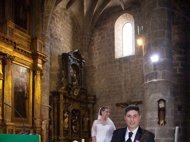 La boda de David y Ana en Arroyo De La Encomienda, Valladolid 13