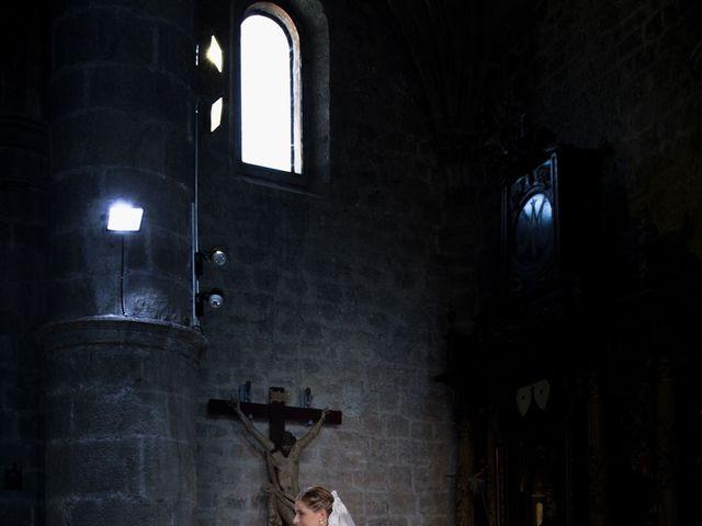 La boda de David y Ana en Arroyo De La Encomienda, Valladolid 14