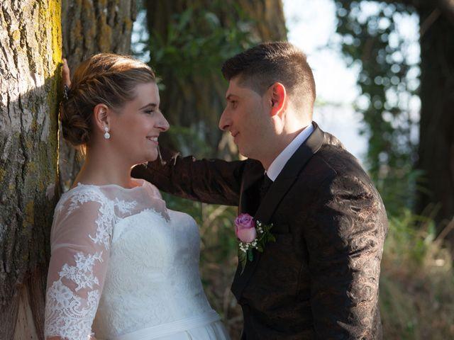 La boda de David y Ana en Arroyo De La Encomienda, Valladolid 15