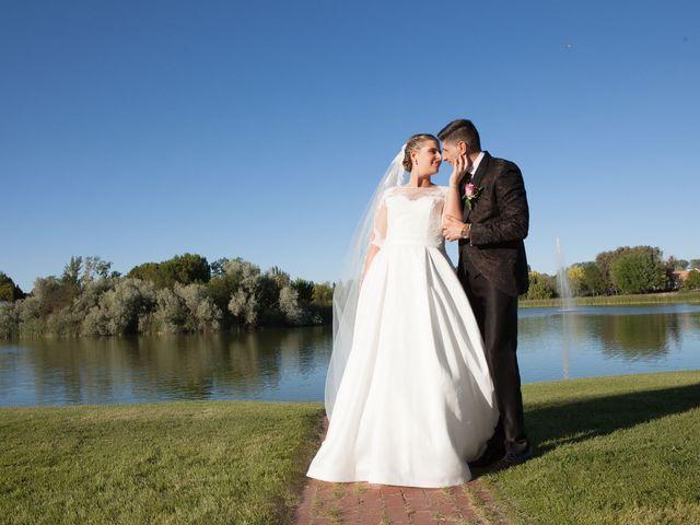 La boda de David y Ana en Arroyo De La Encomienda, Valladolid 16