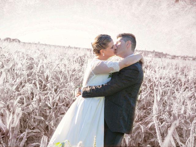 La boda de David y Ana en Arroyo De La Encomienda, Valladolid 17
