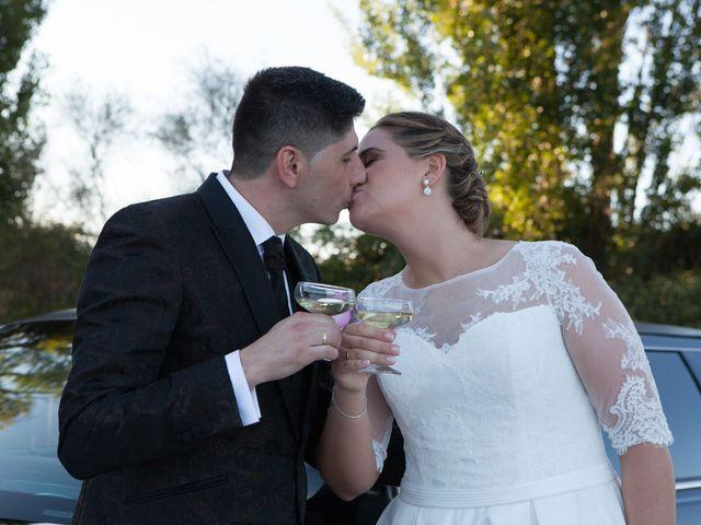 La boda de David y Ana en Arroyo De La Encomienda, Valladolid 20