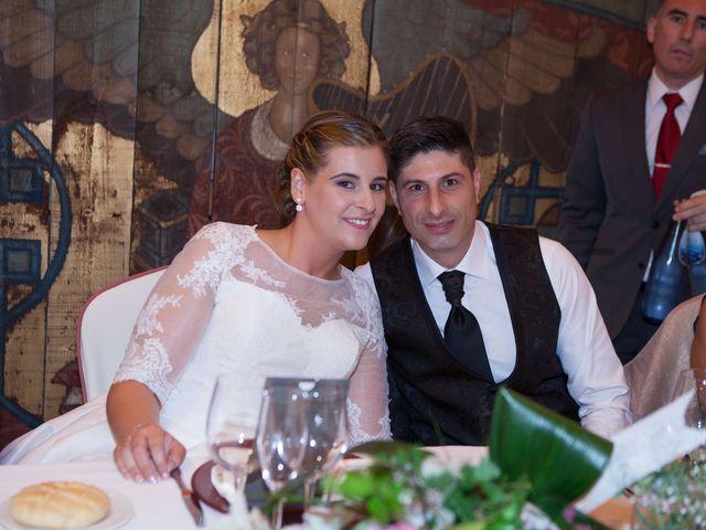 La boda de David y Ana en Arroyo De La Encomienda, Valladolid 22