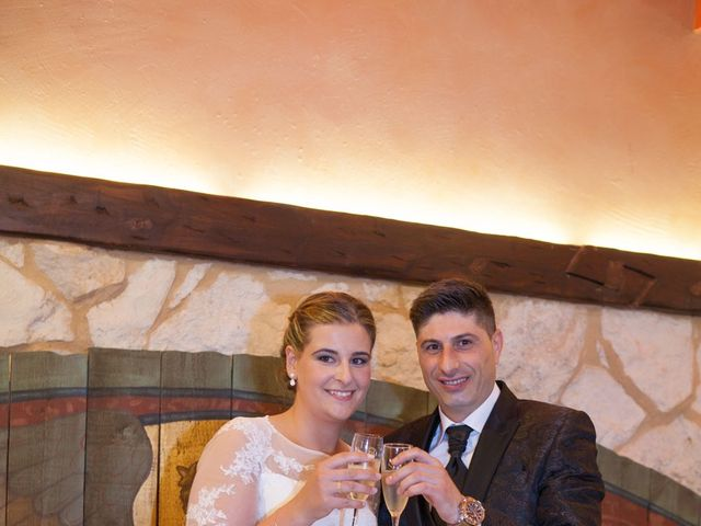 La boda de David y Ana en Arroyo De La Encomienda, Valladolid 25